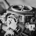 komponen utama karburator