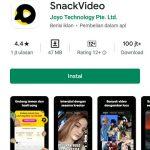 aplikasi snackvidio