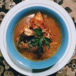 Resep masakan asam pedas ikan patin