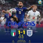 fakta menarik dari Final Euro 2020