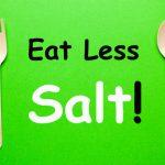 Kurangi konsumsi garam