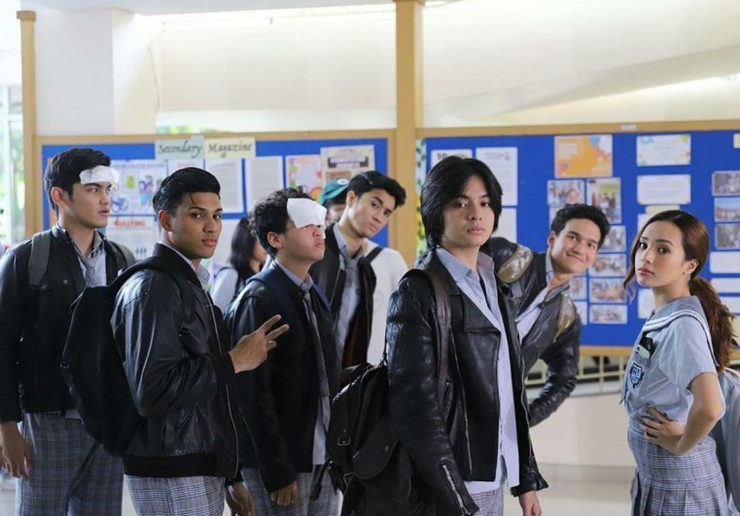 review drama series Antares